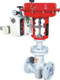 VDV8613Q型气动薄膜衬氟单座调节阀