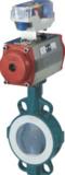 VDV8903Q(D) 型系列衬氟蝶阀